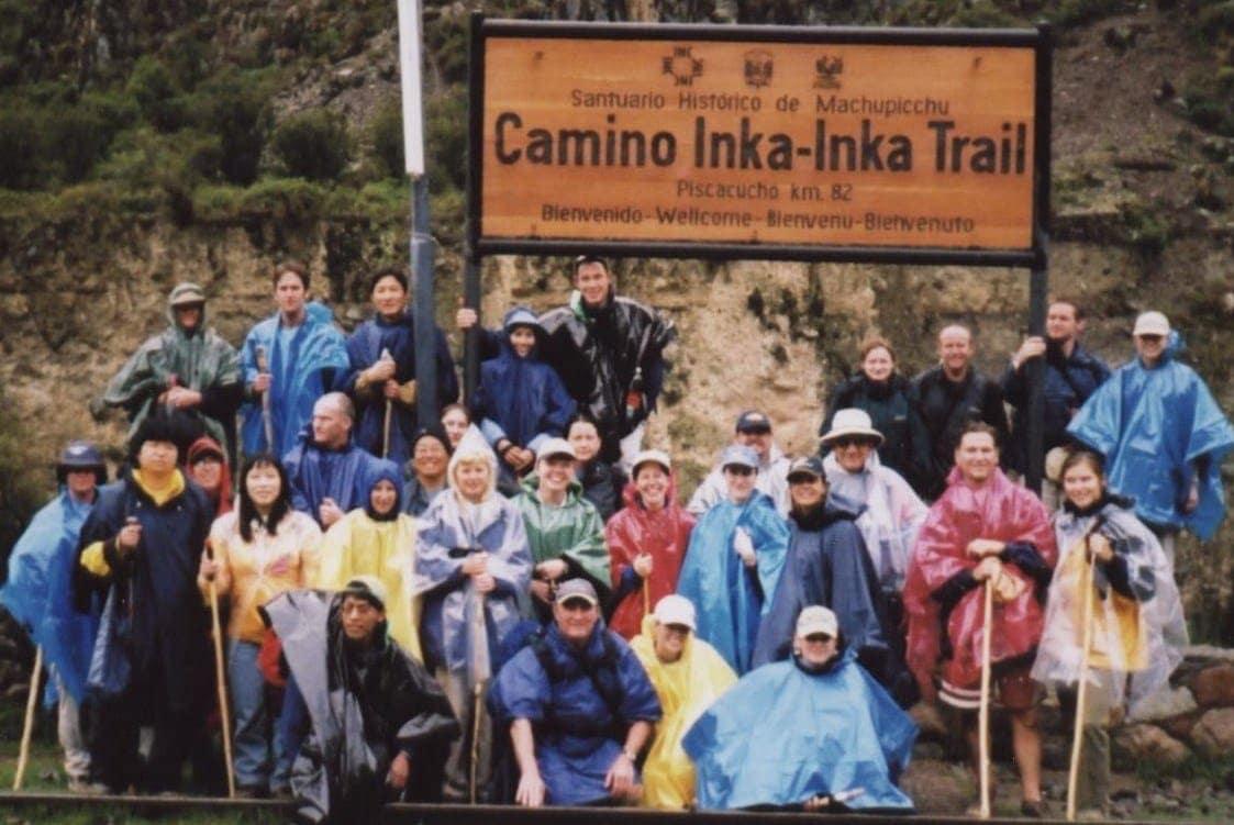 Peru Inca trail